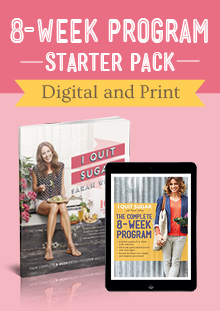 8-Week Program Starter Pack - DIGITAL