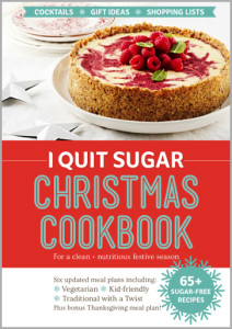 Christmas Cookbook by Sarah Wilson