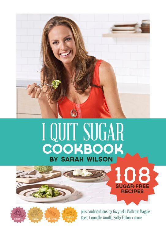 I Quit Sugar Cookbook Coverpage