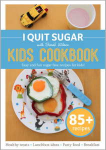 Kids Cookbook by Sarah Wilson