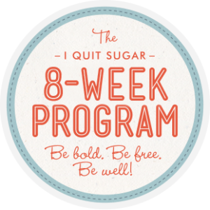 I Quit Sugar 8-Week Program: With Meal Plans by Sarah Wilson