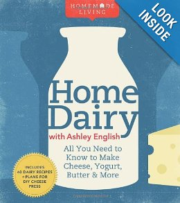 Home Dairy CookBook