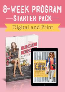 8-Week Program Starter Pack - DIGITAL